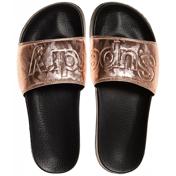 SUPERDRY LFS PAPUCE SUPERDRY POOL SLIDE
