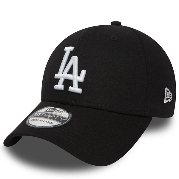 NEW ERA LFS KACKET LOS ANGELES DODGERS BLKWHI