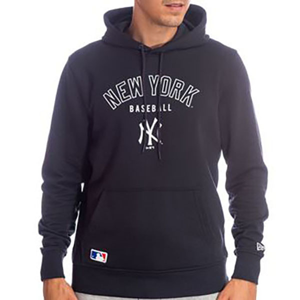 NEW ERA LFS DUKS TEAM APPAREL FT PO HOODY