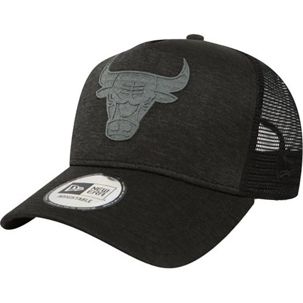 NEW ERA LFS KACKET CHICAGO BULLS BLKGRH