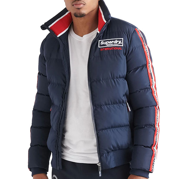 SUPERDRY LFS JAKNA ICON SPORTS PUFFER JACKET