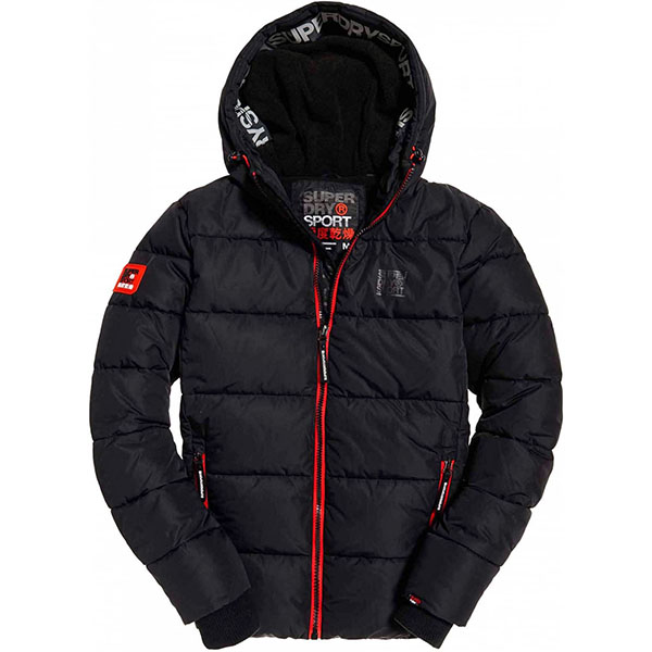 SUPERDRY LFS JAKNA TAPED SPORTS PUFFER